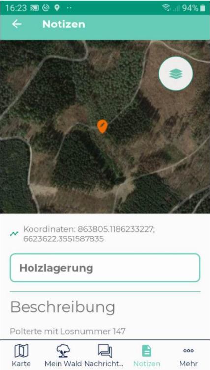Digitale Revolution für Waldbesitzer